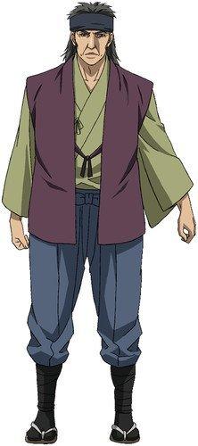 Jouji Nakata como Amon Ogata