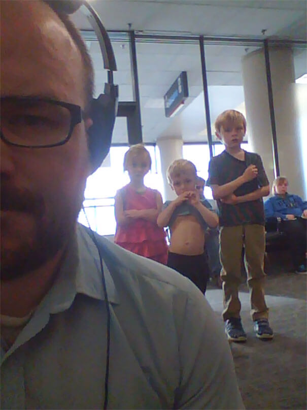 20 Times People In Airports Had To Look Twice To Realize What's Happening