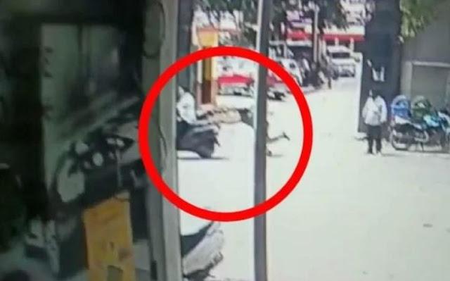 वाहन चेकिंग दौरान गंभीर रूप से चोटिल हुई महिला सिपाही - newsonfloor.com