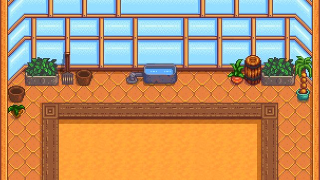 Getting ancient seeds and fruits in Stardew Valley