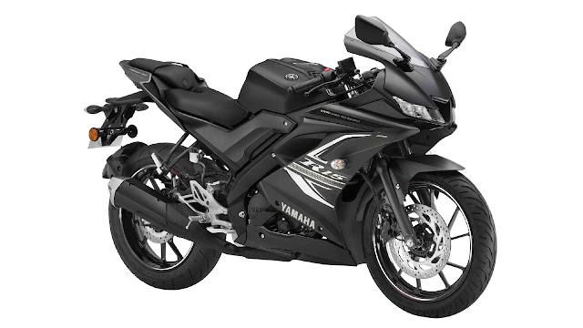 Yamaha R15 V3 mileage