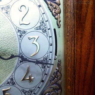 đồng hồ tủ Ridgeway