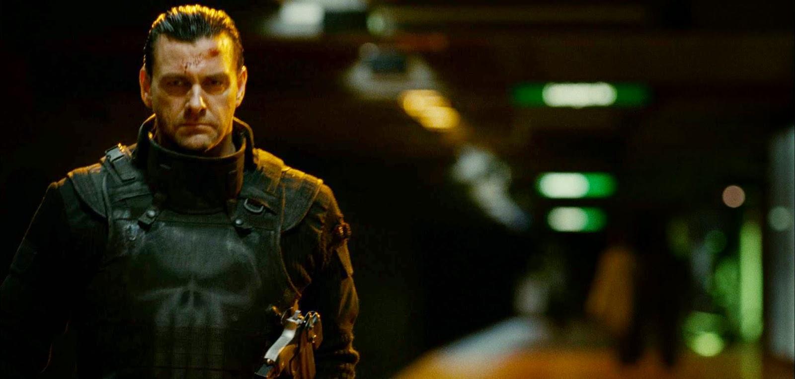 Rezenzja filmu Punisher War Zone 2008, Ray Stevenson | Zjadacz Filmów