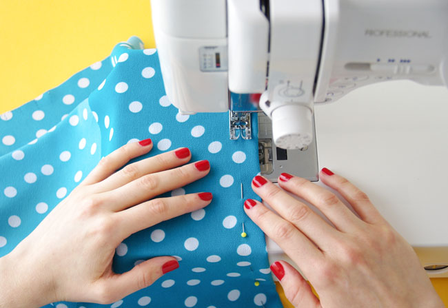 How to sew tucks - Tilly and the Buttons