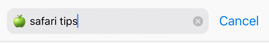 iPhone Keyboard Emoji