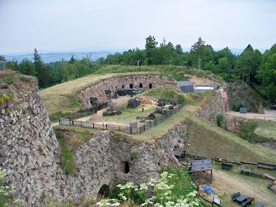 DonJon - Twierdza Srebrna Góra, Dolny Śląsk