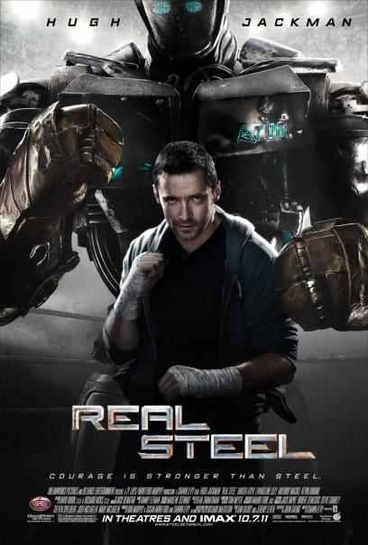Real Steel Streaming