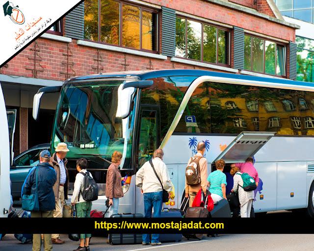 حافلات النقل بين المدن تشرع في ملئ كافة مقاعدها ابتداء من الأربعاء  !