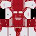Arsenal 2020-21 Adidas Kit - DLS2019