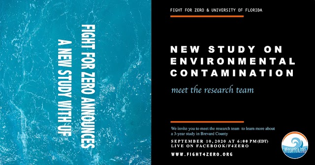 New Study on Environmental Contamination in Brevard County, Florida