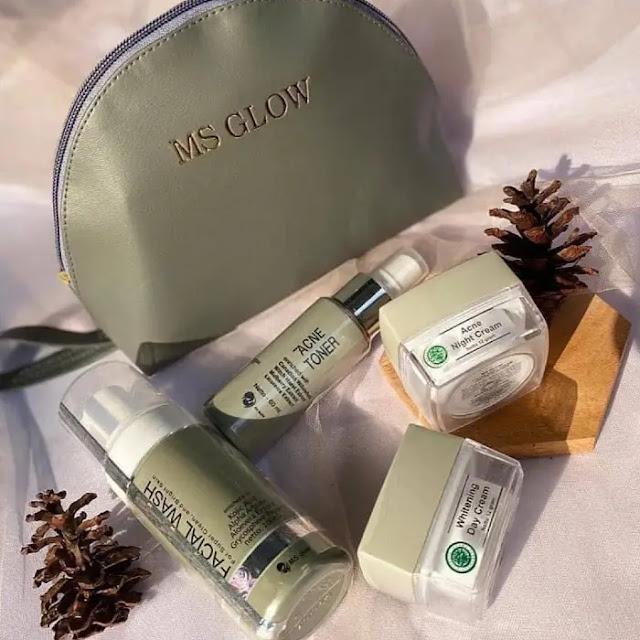 Skincare dari MS Glow