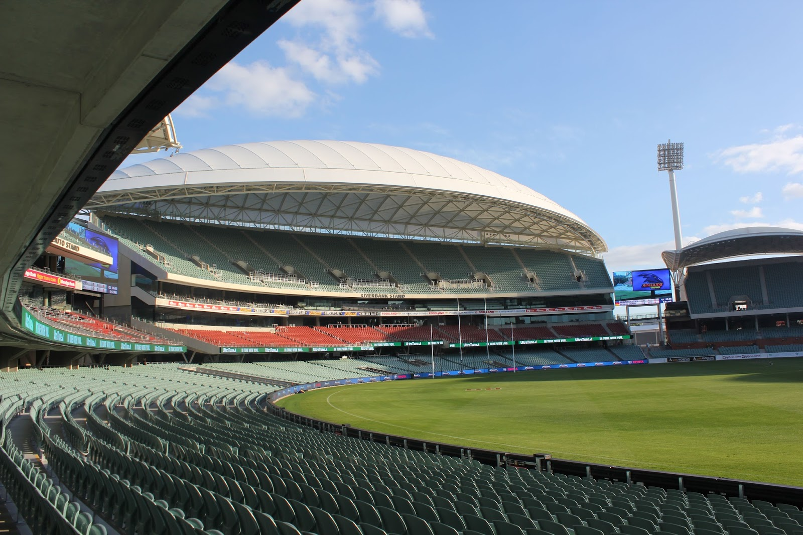 Function Rooms Adelaide Oval