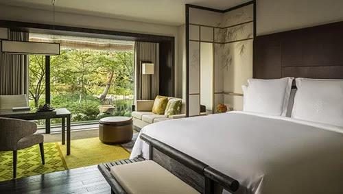 Four Seasons Kyoto Hotel.