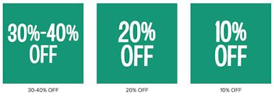 Stampin' Up! Cardmaking Papercraft 10%, 20% & 30%-40% Sale from Mitosu Crafts UK Online Shop