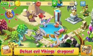 Dragon Mania Apk v4.0.0 Mod (Unlimited Gold/Coins) Terbaru