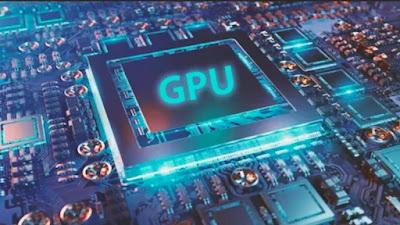 انواع المعالجات الرسومى GPU