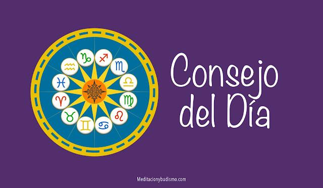 Consejo del día - Viernes 20 de Abril