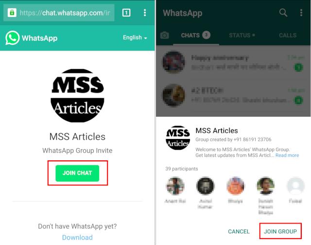 WhatsApp Group Link 4