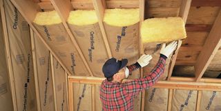 Fiberglass Batt Insulation - Delmarva Insulation