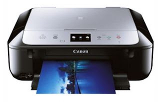 Canon PIXMA MG6821 Wireless Setup & Driver Software Download