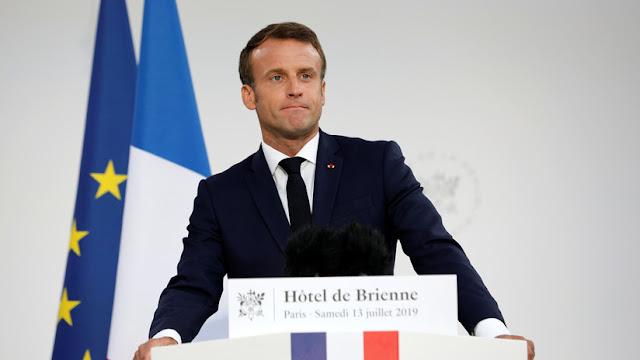 Francia creará un mando militar espacial en septiembre