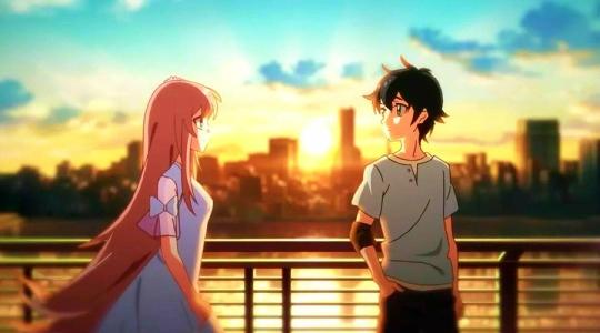 Chinese Anime: Lan Mo's Flower
