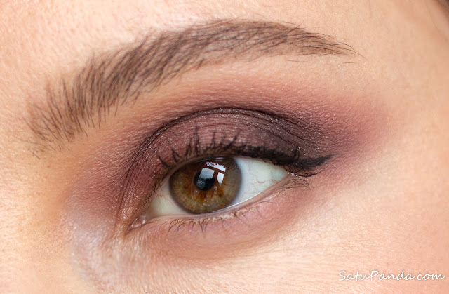 Shiseido Makeup Essentialist Eye Palette 06 Hanatsubaki Street Nightlife отзыв и свотчи