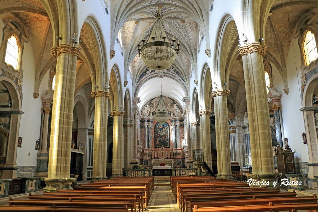 Iglesia de la Asunción de Elvas
