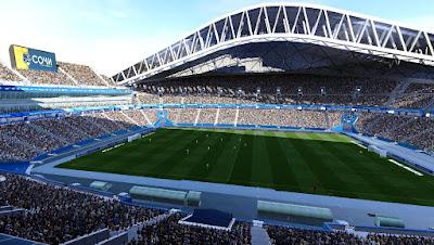 PES 2020 Stadium Sochi Arena