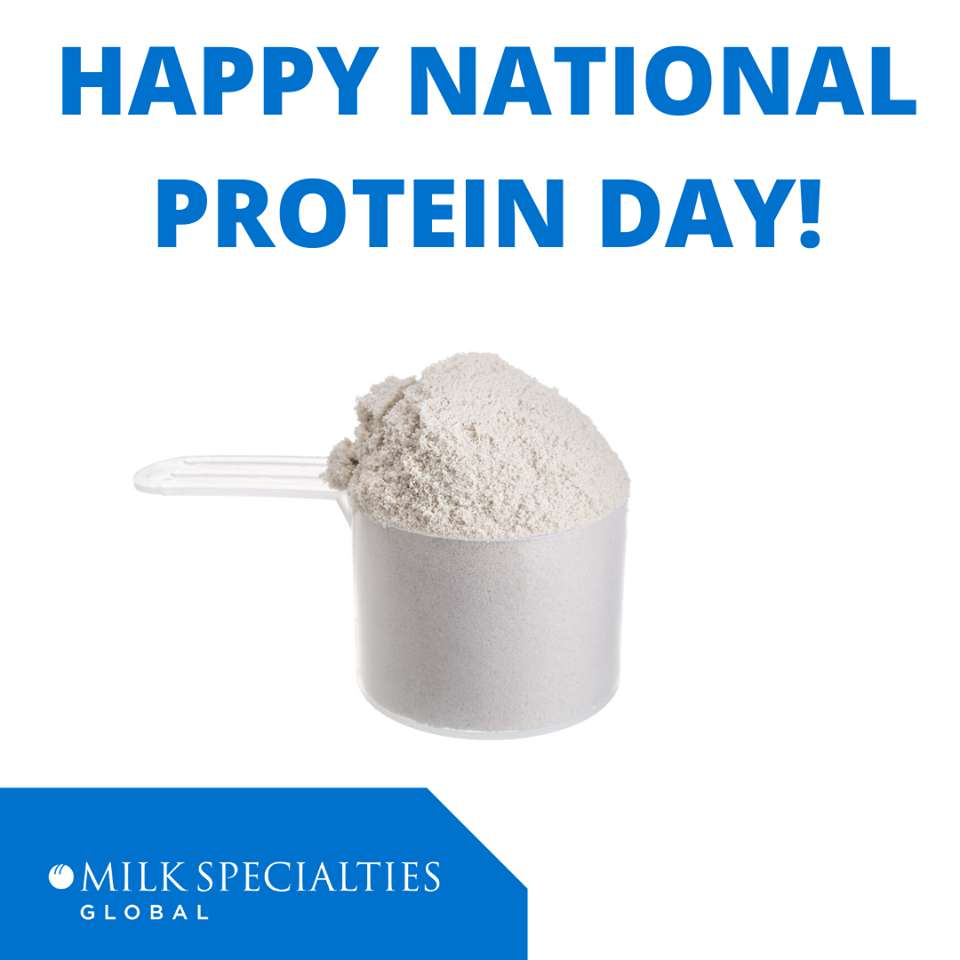 National Protein day Wishes