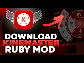 Download Kinemaster Ruby terbaru 2020