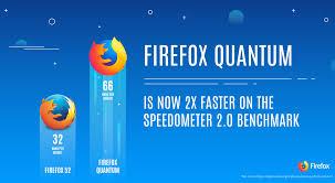 تنزيل اسرع متصفح انترنت في العالم Firefox Quantum