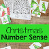 Christmas Number Sense Printables