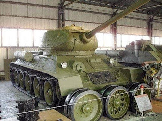 T-34 85 1960