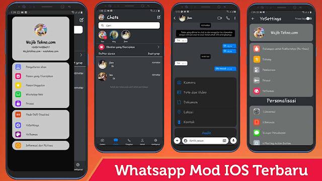 YcWhatsapp Mod Terbaru 2019