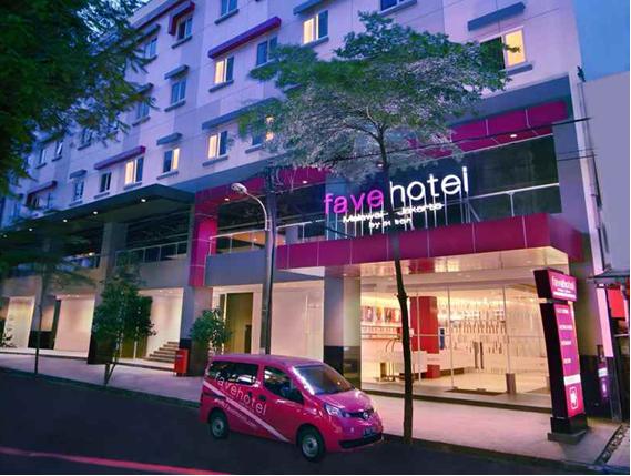 Dee S Diary Sponsored Post Liburan Tak Terlupakan Bersama Hotel Fave Hotel Jakarta
