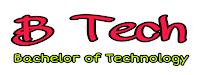 How do b tech course