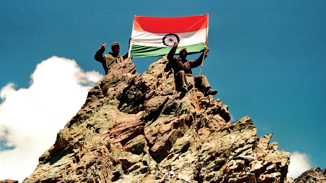 Kargil War - 1999 - Indian Army - 01