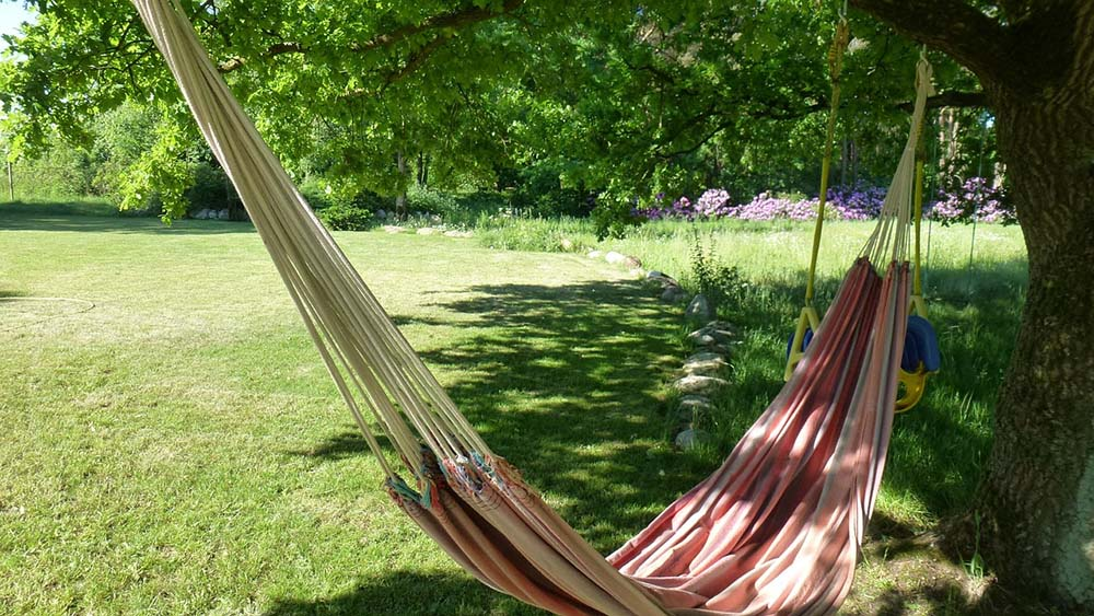 How to Travel Without Leaving Your Home Country, hammock