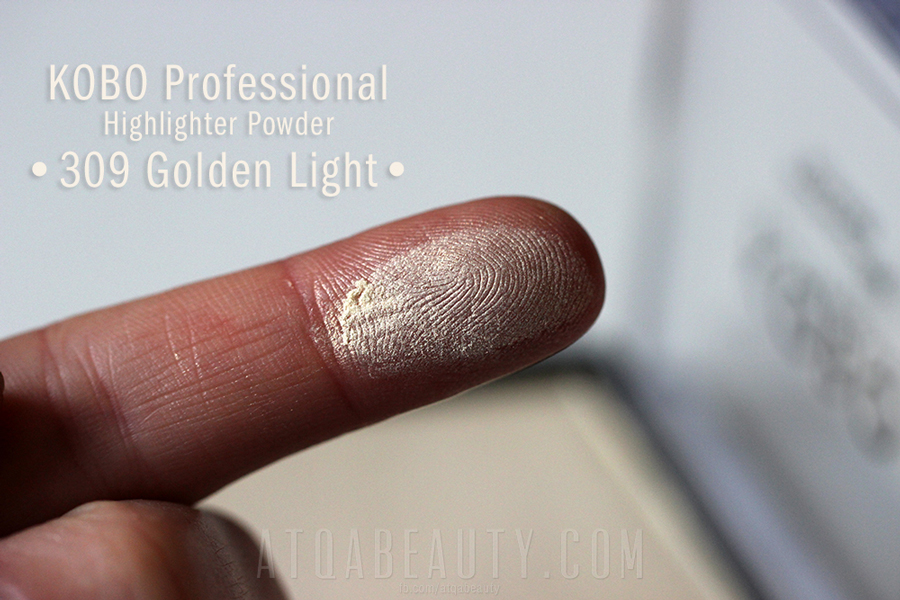 KOBO Professional • Highlighter Powder • 309 Golden Light