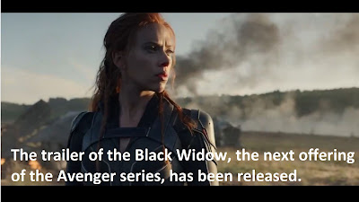 The trailer of the Black Widow, the next offering of the Avenger series, has been released.