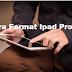 Cara memformat iPad Pro ketika akan dijual