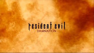 Resident Evil: Damnation title