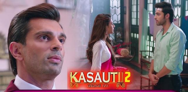 Mindblowing Twist : Prerna to propose Anurag's second marriage brings new twist in Kasauti Zindagi Ki 2