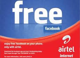 airtel facebook data free 500 mb