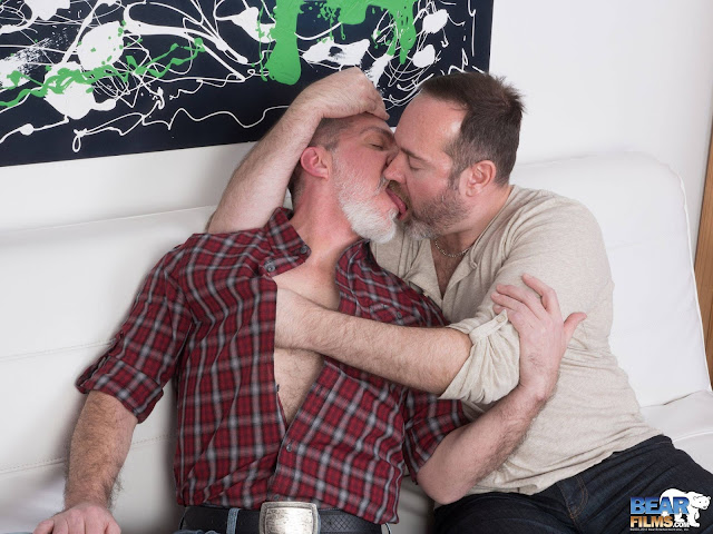 Derek Silver and Joe Hardness