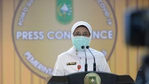 2.474 Tenaga Kesehatan dan Tokoh Masyarakat di Riau Sudah Disuntik Vaksin