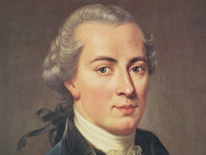 THIS DAY IN HISTORY: Immanuel Kant, One Of The Greatest Philosophers Of All Time, Was Born...