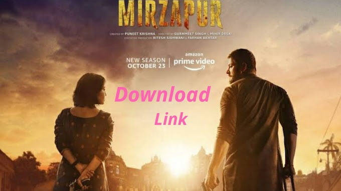 Mirzapur Season 2 Download link Leaked by TamilRokers
