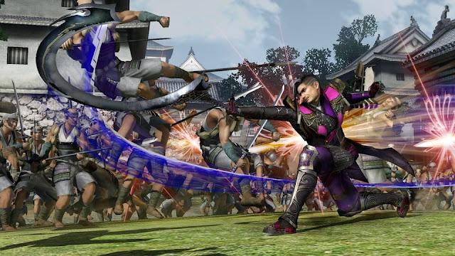 รีวิวเกมส์ Samurai Warriors 4 PC คอม